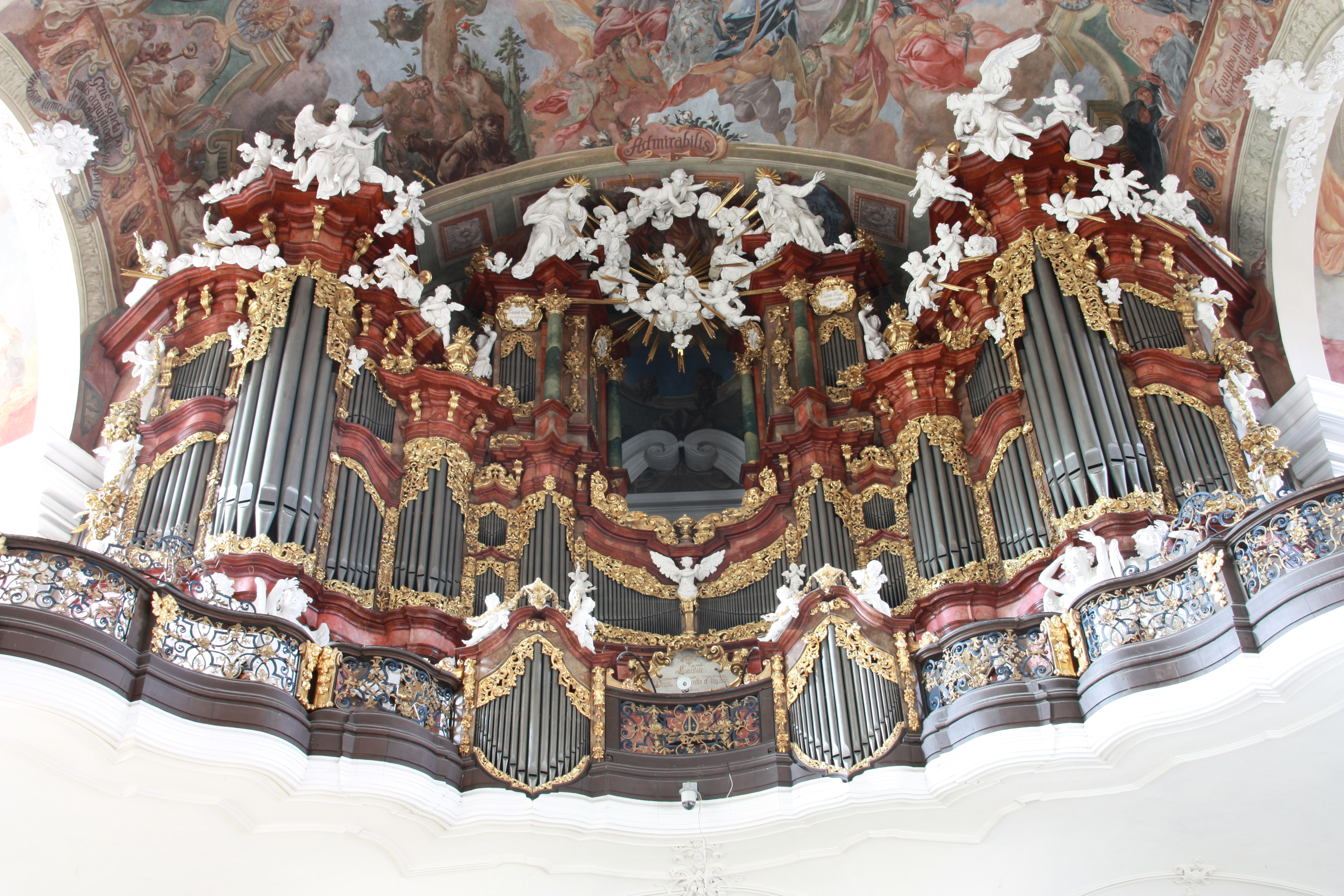 Sonus Paradisi Krzeszow Poland Germany Poland Romania Organs