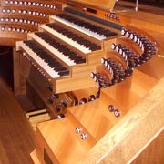 Billerbeck Dom - Fleiter organ