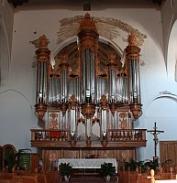 Dom Bédos Organ Model