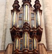 Rotterdam - Laurenskerk - Transept Organ