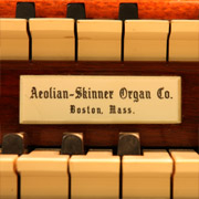 Aeolian-Skinner Virtual Organ