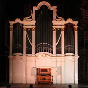 Yokota Centennial Organ of Chico State University