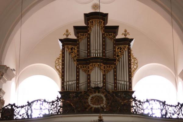 Sonus Paradisi Velesovo, Slovenia - Italy, Slovenia - Organs