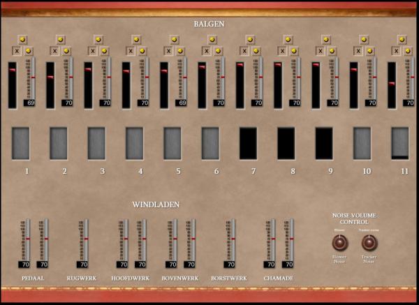 Sonus Paradisi Rotterdam - Laurenskerk - Main Organ