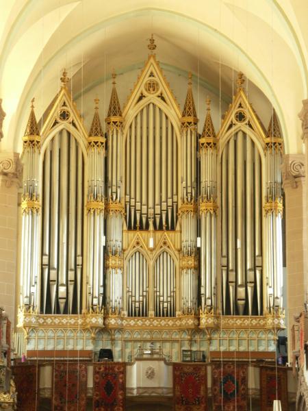 Sonus Paradisi Brasov - Black Church - Buchholz Organ