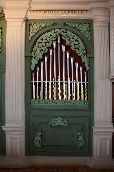 Sonus Paradisi Goerlitz - Sonnenorgel - Mathis Orgelbau