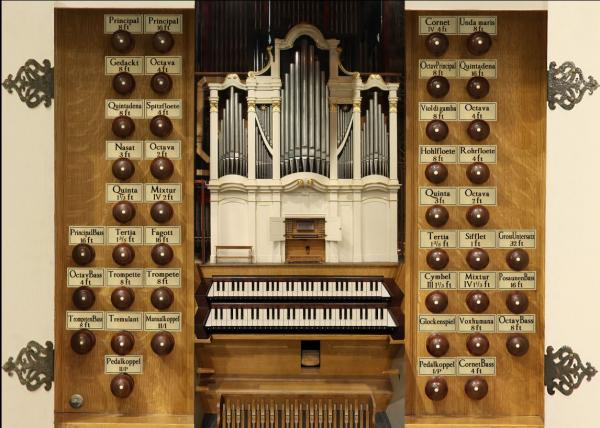 Sonus Paradisi Yokota Centennial Organ of Chico State