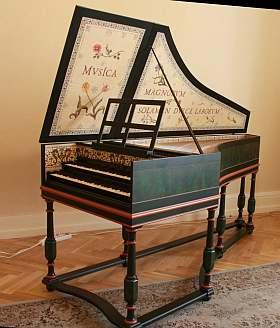 Sonus Paradisi Cembalo Ruckers Model - Harpsichords, etc