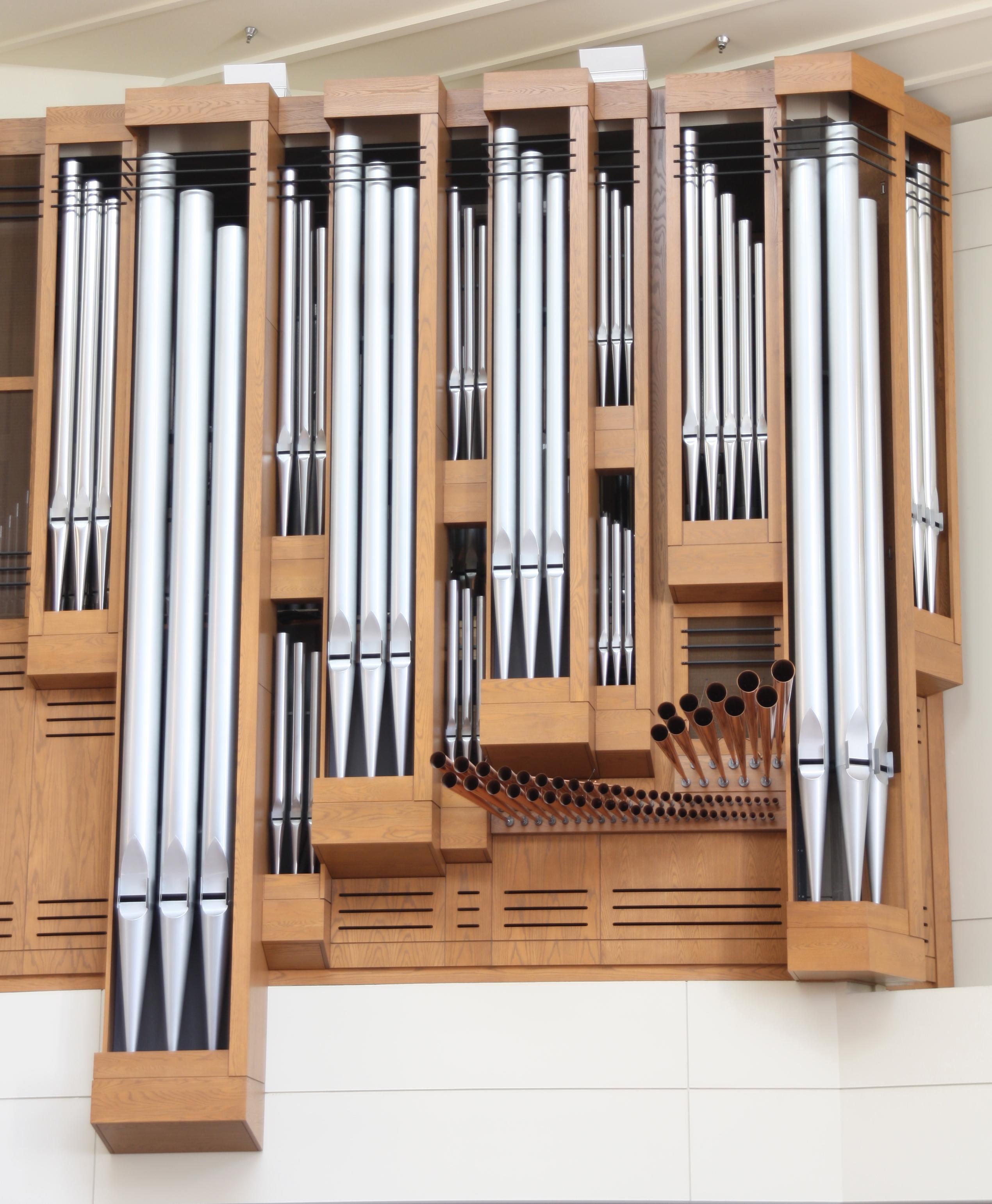 Sonus Paradisi Casavant Organ Model