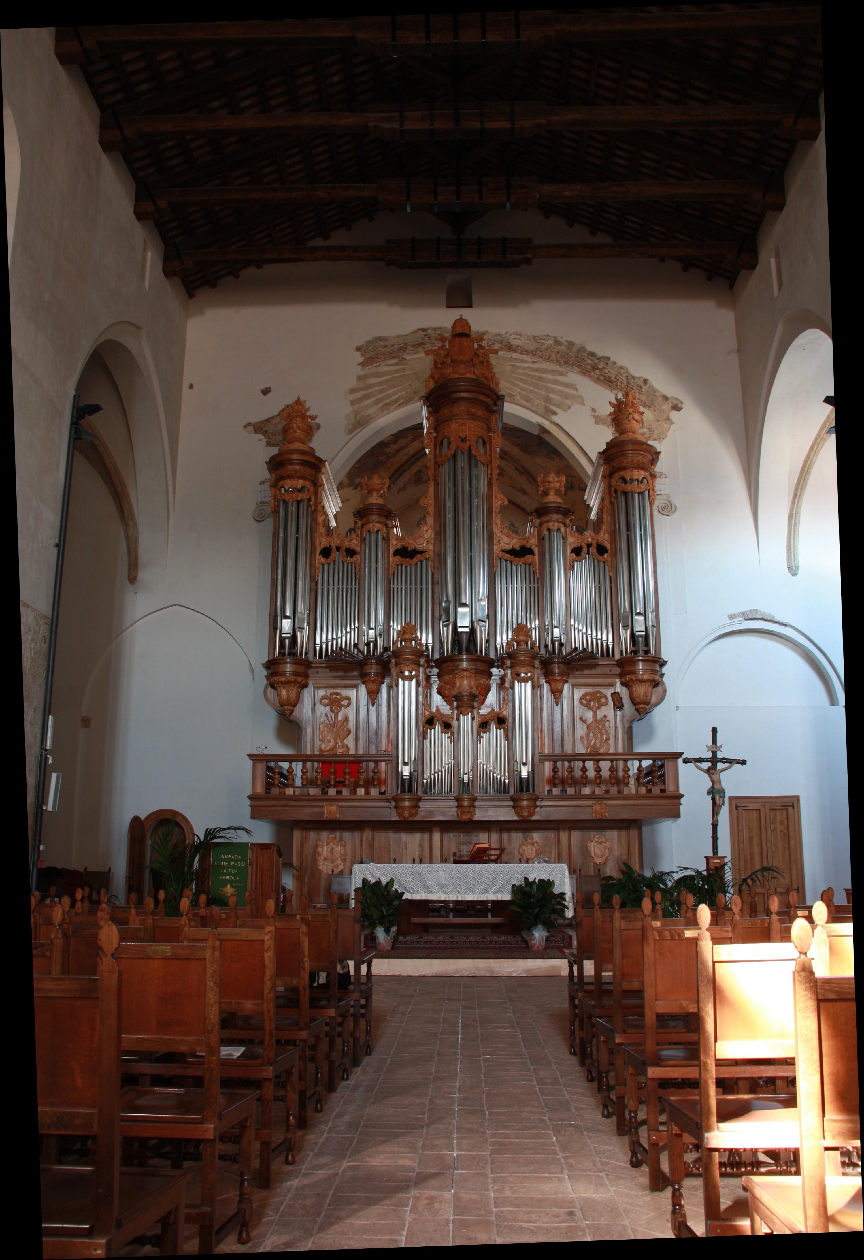 Sonus Paradisi Dom Bdos Organ Model France Organs