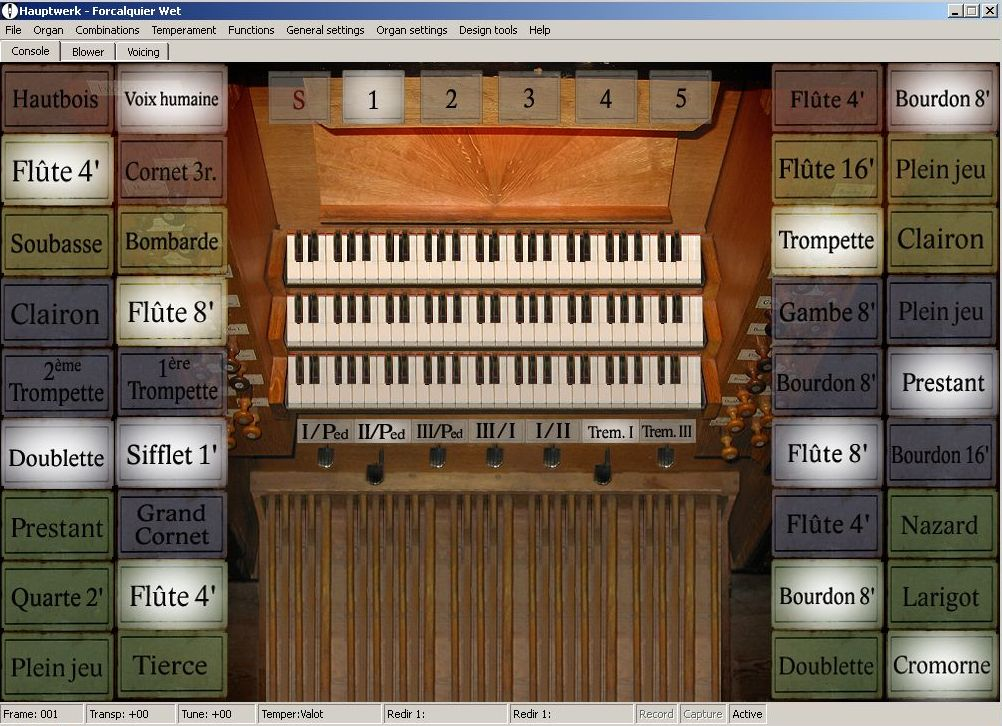 Sonus Paradisi Forcalquier, France - Major Organbuilding Schools ...