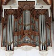 Doesburg, Martinikerk Walcker Organ