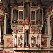 Luedingworth Organ
