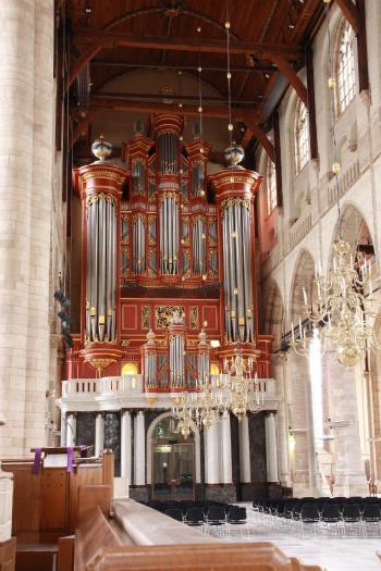 Rotterdam Main Organ